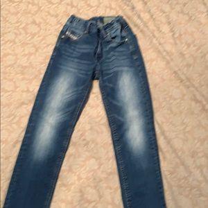 Boys  Diesel jeans size 8Y